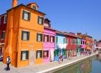 Muranoi Városnézés és a Muranoi üveggyár megtekintése